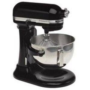 KitchenAid KG25H0XOB 475 Watts Stand Mixer