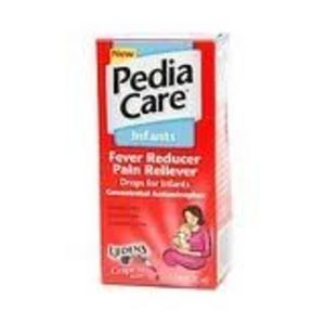 PediaCare Infant Fever Reducer Pain Reliever Drops