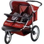 inStep 2007 Safari Double Jogging Stroller