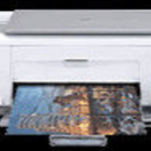 Hewlett Packard PSC 1507 All-In-One InkJet Printer