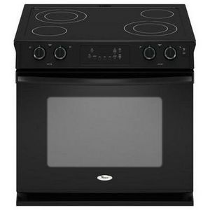 Whirlpool Drop-In Electric Range