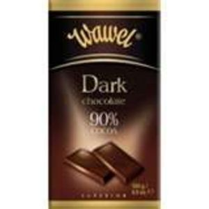Wawel - Dark Chocolate 90% Cocoa Bar