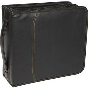 Case Logic - Koskin CD/DVD Wallet 336 Disc Capacity (Black)