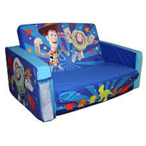 Spinmaster Disney's Toy Story 3D Flip Sofa