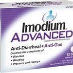 Imodium Advanced Anti-Diarrheal/Anti Gas
