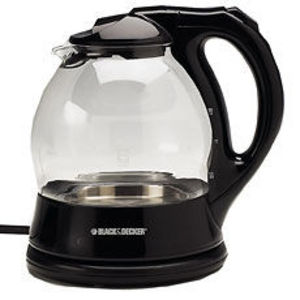 Black & Decker 1.8L Cordless Auto-Off Kettle - JKC660BC