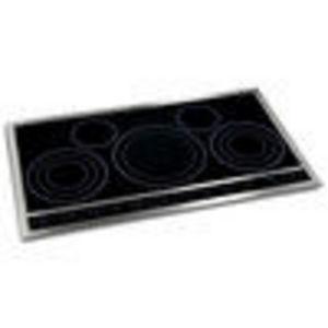 Electrolux Designer E36EC70FSS 37 in. Electric Cooktop