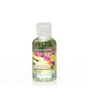 Yankee Candle Pineapple Cilantro Moisturizing Hand Sanitizer