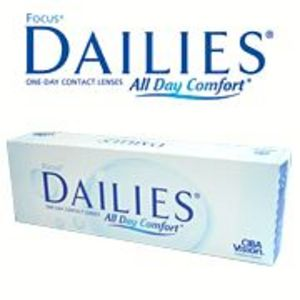 Ciba Vision Focus Dailies Toric Contact Lenses