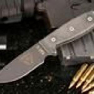Ontario RAT-3 D2 Serrated Knife