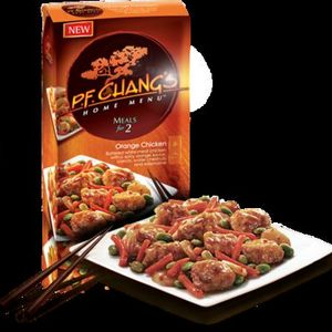 PF Chang Home Menu - Orange Chicken