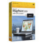 Microsoft MapPoint GPS 2009