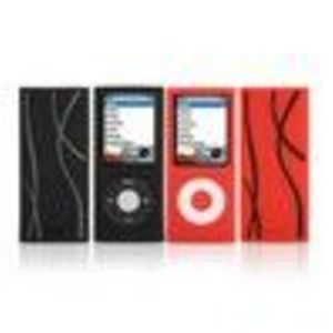 Griffin Technology 8280-NFGBR iPod Nano 4G FlexGrip Silicone Case - 2-Pack