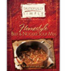 Tastefully Simple Homestyle Beef & Noodle Soup Mix