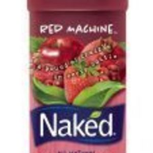 Naked Red Machine