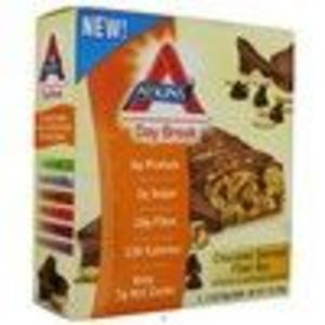 Atkins Day Break Chocolate Oatmeal Fiber Bar 5 ea (Atkins)