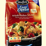 Stouffer's Easy Express Skillets Teriyaki Chicken