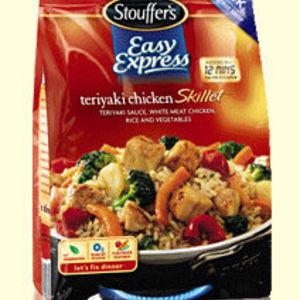 Stouffer's Easy Express Skillets Teriyaki Chicken