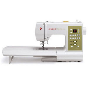 Singer Confidence Quilter Electronic Sewing Machine