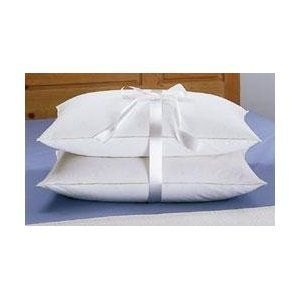 JoJo Designs White Goose Feather and Goose Down Pillows (Set of 2)