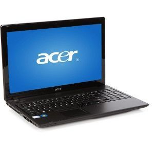 "Acer Black 15.6"" Aspire AS5336-2524 Laptop PC with Intel Celeron 900 Processor, Windows 7 Home Premi... (884483739547) PC Notebook"