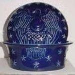 Longaberger Proudly American Casserole Dish