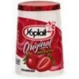 Yoplait Original Strawberry Yogurt