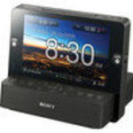 Sony SY-ICFCL75iP Lcd Clock Radio with Dock For Iphone