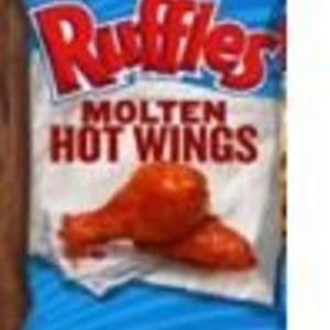 Ruffles - Molten Hot Wings