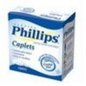 Bayer Phillips Cramp-free Laxative Dietery Supplement Caplets