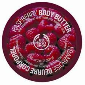 The Body Shop Raspberry Body Butter