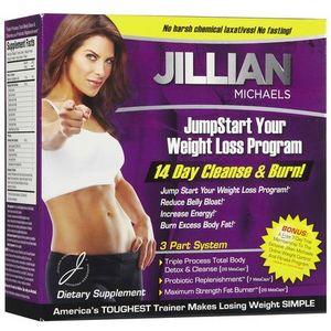 Jillian Michaels JumpStart 14 Day Cleanse and Burn