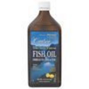 Carlson Very Finest Fish Oil Omega-3 Lemon