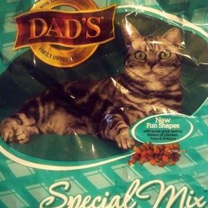 DAD'S Special Mix cat Food