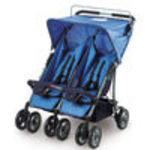 Combi Twin Sport 2 Standard Stroller - Ember