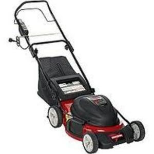 Craftsman 19 Premium Electric Lawn Mower