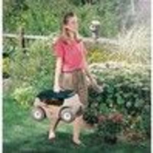Step 2 5a0000 Garden Hopper Mobile Garden Stool And