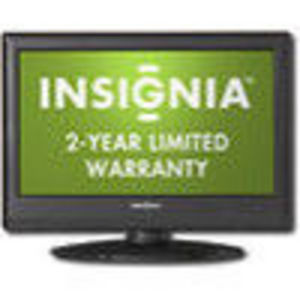 Insignia NS-LDVD19Q-10A 19 in. HDTV-Ready LCD TV