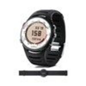 Suunto t4d Heart Rate Monitor with Dual Comfort Belt White Blaze, One Size Wrist Watch for Men