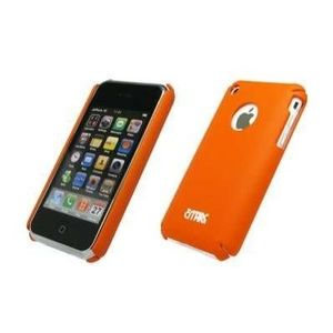 Empire Premium Rubberize Snap Slide On Back Cover Case Protector for Apple iPhone 3G / 3G S