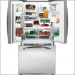GE Profile Bottom Freezer French Door Refrigerator PFSS2MJX