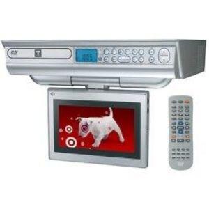 "TruTech - 7""LCD TV+DVD--"