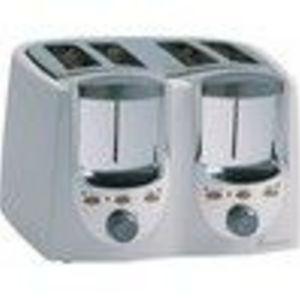 Toastmaster T2055CTW 4-Slice Toaster