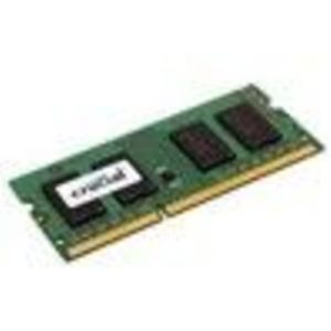 LEXAR Crucial NOTEBOOK 4GB DDR3 1333 MT/s 2 GB DRAM (649528748461)