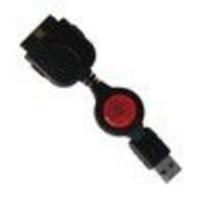 Dell X50 / X50v / X51 / X51v Retractable Sync & Charge USB Cable (695874116300)