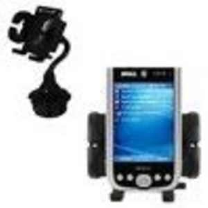 Dell Axim x51v Car Cup Holder - Gomadic Brand