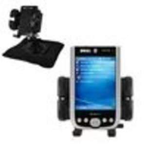 Dell Axim x51v Car Bean Bag Dash & Windshield Holder - Gomadic Brand