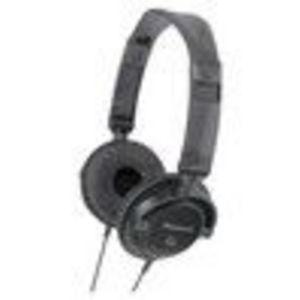 Panasonic RP-DJ120K Headphones