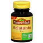 Nature Made Melatonin 3 mg Tablets