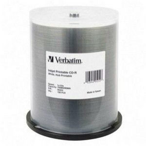 Verbatim (95252) 52x CD-R Spindle